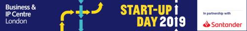 Start-up Day promo banner