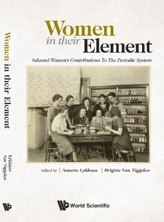 An image of the cover of the book 'Women in their Element'