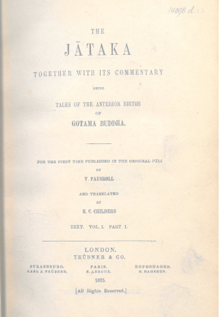 Jatakas