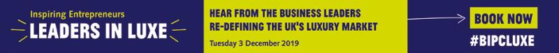 Inspiring Entrepreneurs: Leaders in Luxe promo banner