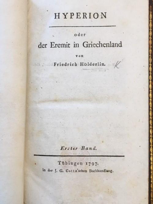 Hyperion vol 1 1797