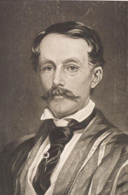 Portrait of Charles Augustus Murray
