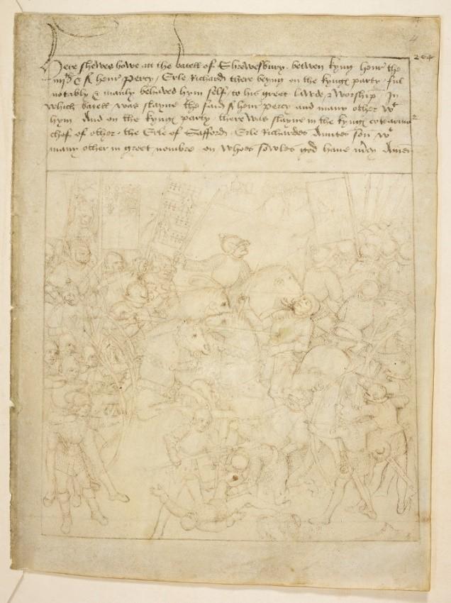 Image 4 The Battle of Shrewsbury