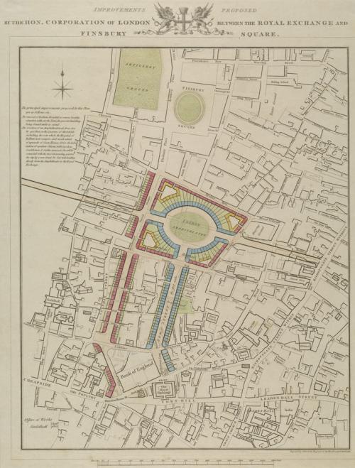 Maps Crace Port. 17.17