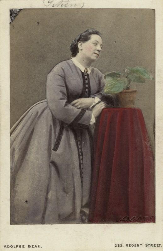 Johanna Therese Carolina Tietjens or Titiens