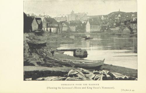 Photograph of Tórshavn