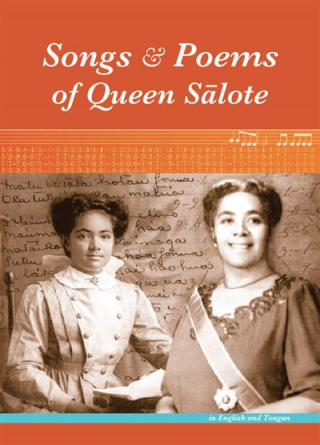 Front cover of Songs & poems of Queen Sālote