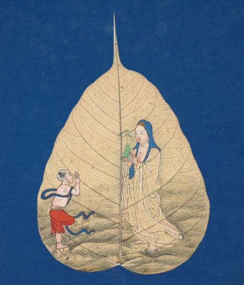 Guanyin Bodhisattva in Female Form