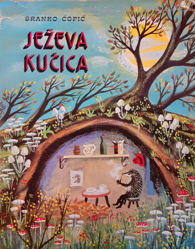 Part 2 - Jezeva kucica LA