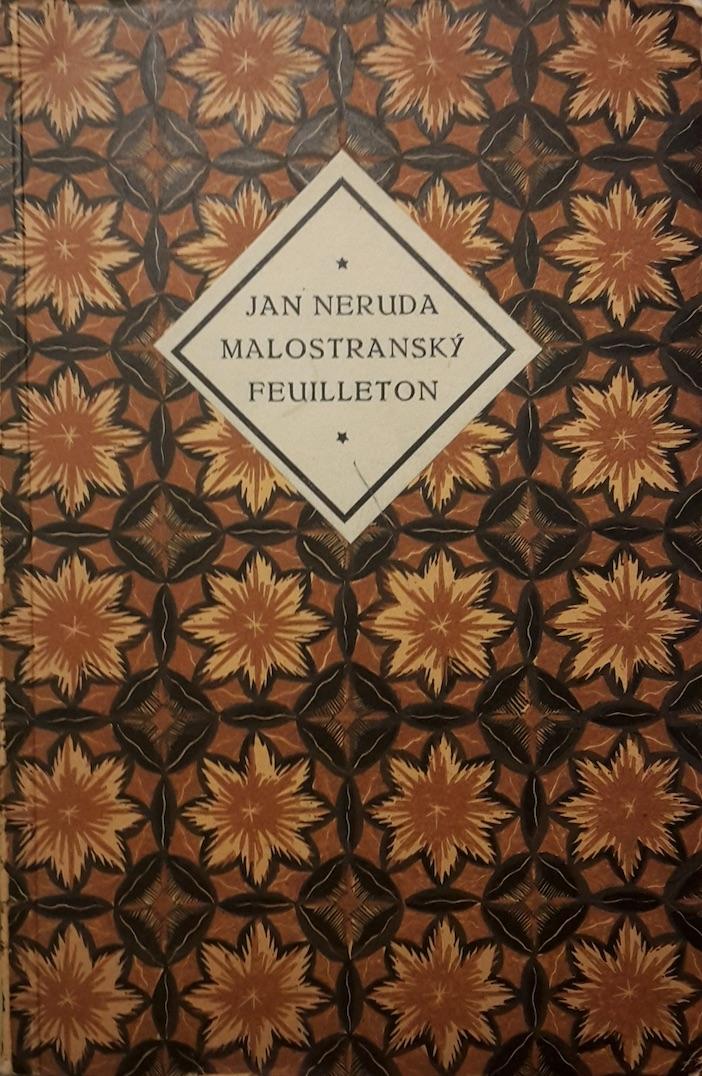 Malostranský feuilleton cover