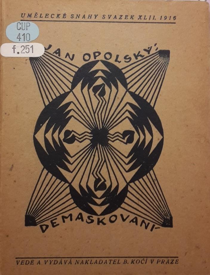 Demaskovaní cover