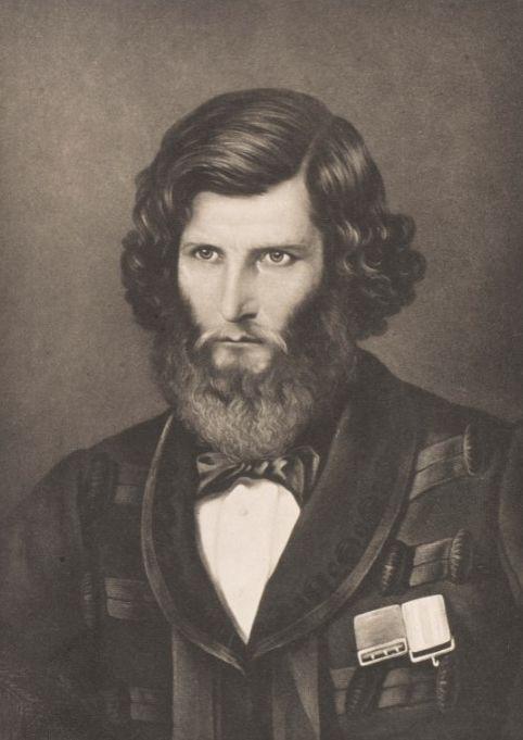 Portrait of John Jacob