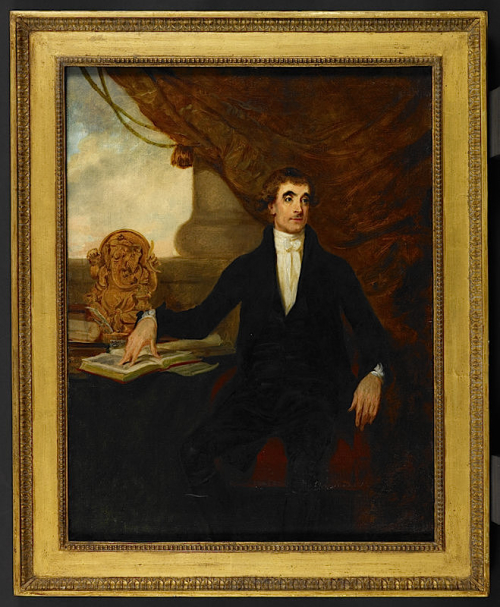 1. William Jones by Arthur William Devis Foster 840