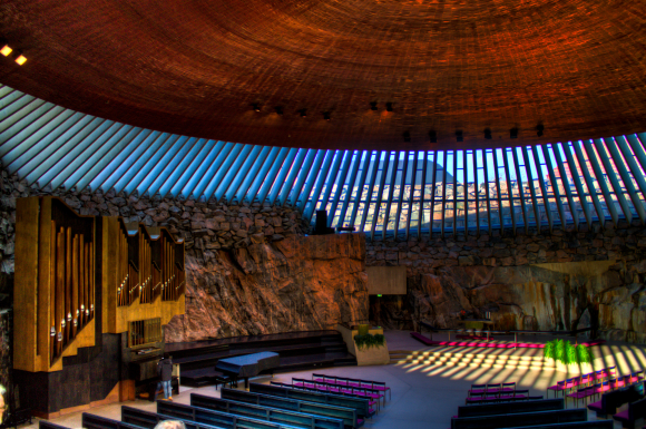 Temppeliaukio_Church