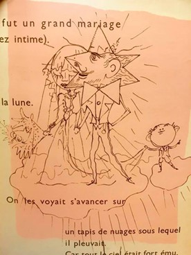 Wedding of the Moon and the Sun
