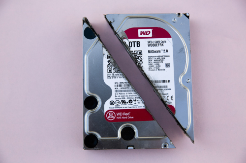Stock HDD Image