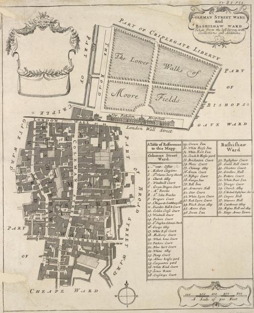 Maps Crace Port. 8.16