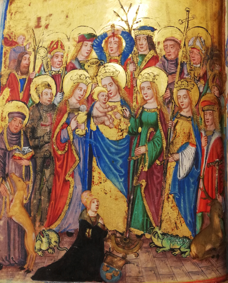 Image 1 - Fourteen Holy Helpers