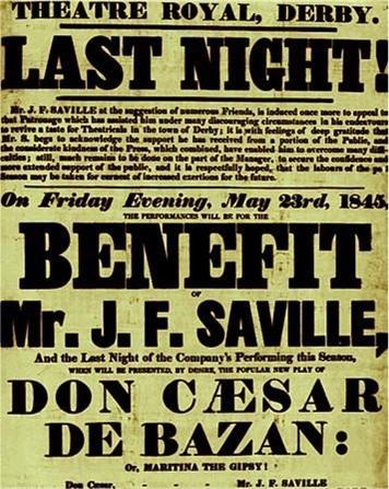 Saville-benefit