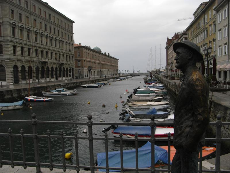 Joyce in Trieste