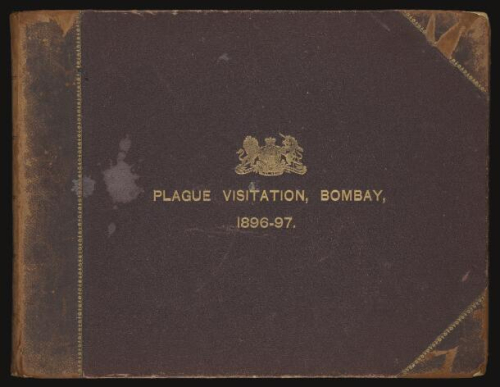 Wellcome_Plague Visitation Album Cover cover