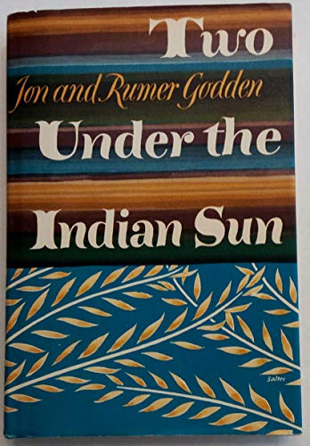 Cover of Two under the Indian Sun