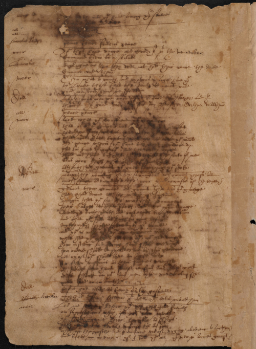 Shakespeares-handwriting-in-The- harley_ms_7368_f008v