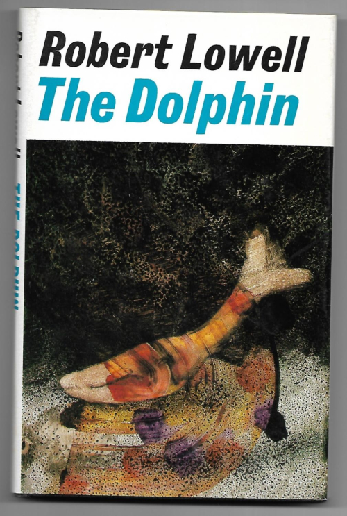 Cover of The Dophin including an illustration of a fish-like shape.