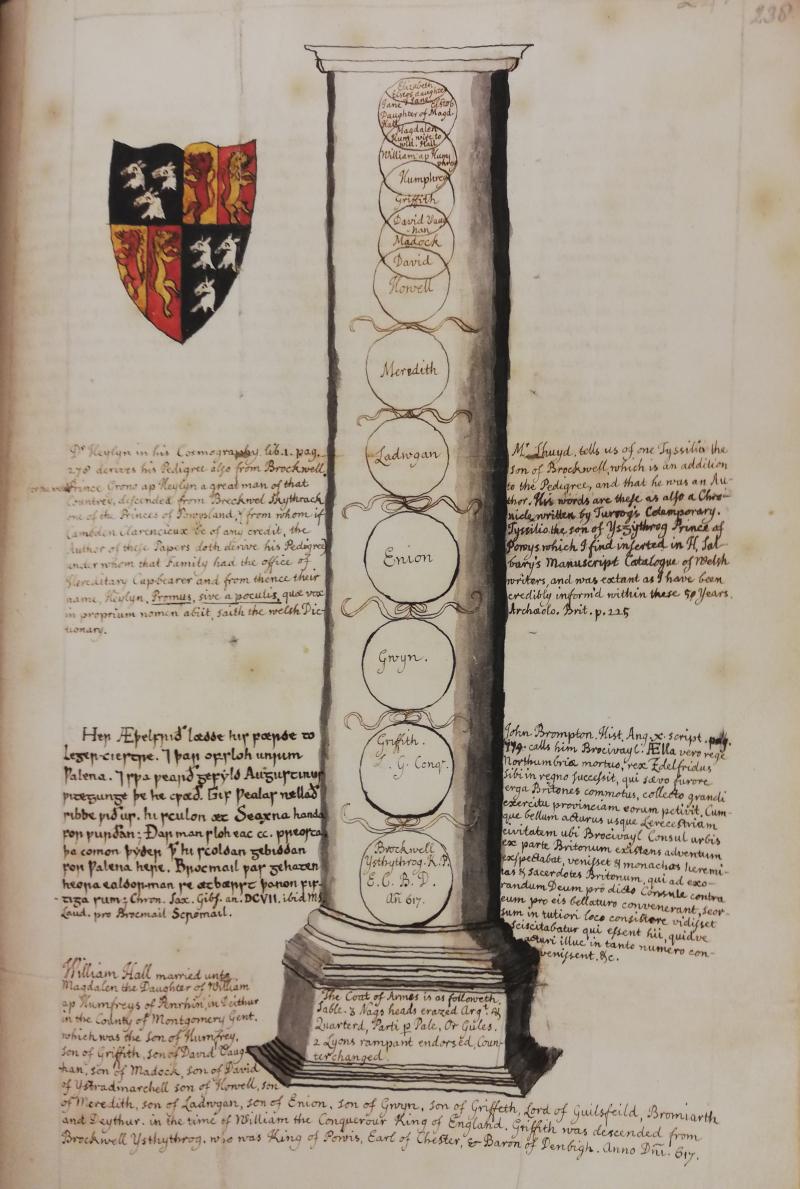 Image 5 - Elizabeth Elstob's genealogy