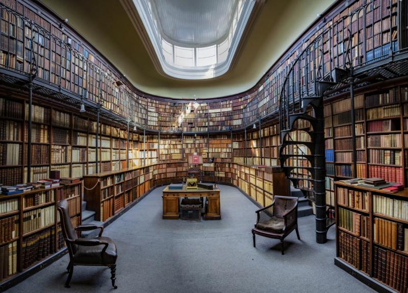 Birmingham Oratory Library