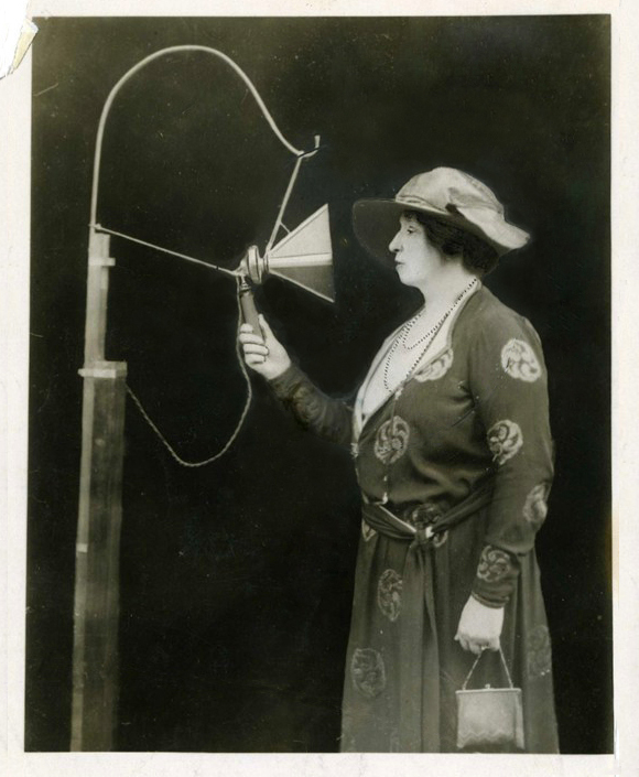 Dame Nellie Melba at Chelmsford  15 June 1920