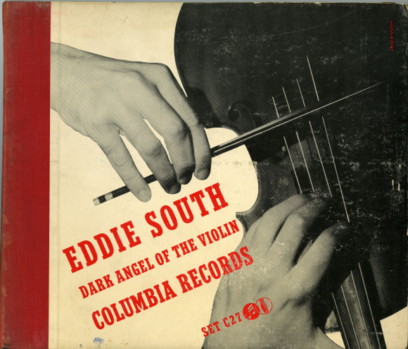 Eddie South album front cover