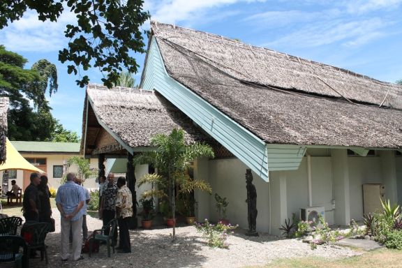 The Solomon Islands National Museum