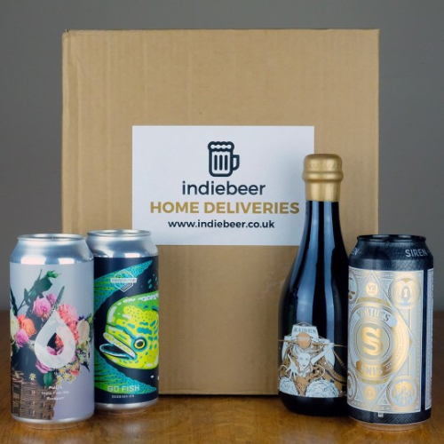 Indiebeer Personalised Beer Box