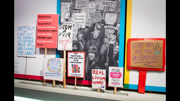 Ub-placards-loaned-bishopsgate-institute (Image Two)
