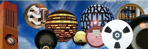 National Radio Archive graphic
