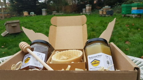 Bushwood Bees gift box