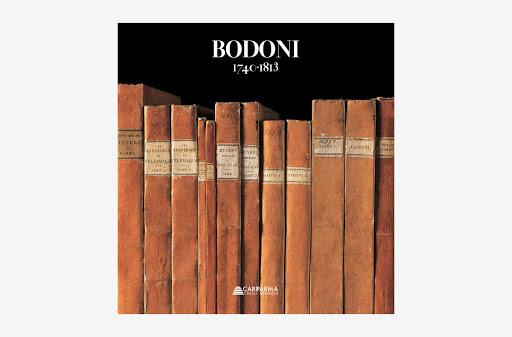 Cover Bodoni 1740 1813