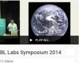 BL Labs Symposium 2014 YouTube Playlist