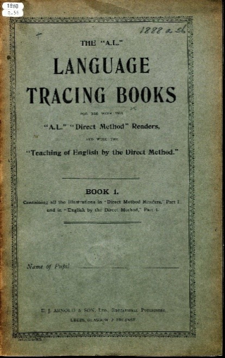 Language Tracing Audio Booklet (Thomas 1914)