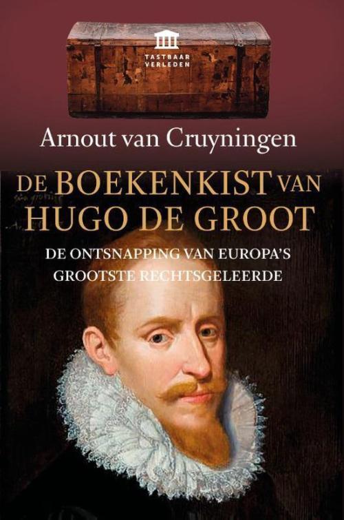 Front cover of De Boekenkist van Hugo de Groot