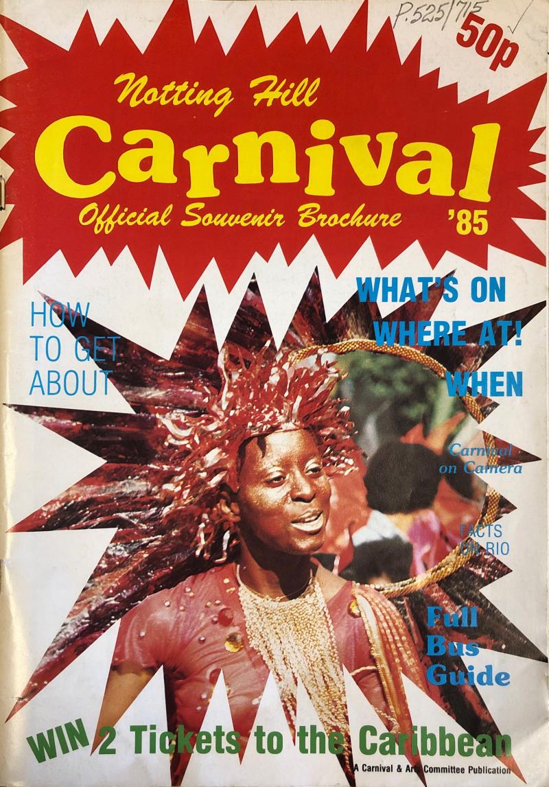 85 carnival brocher