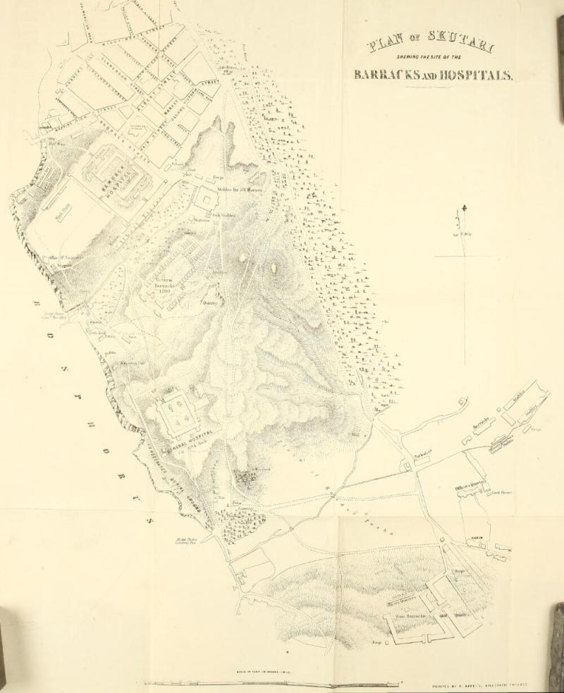 Plan of Scutari