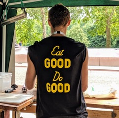 Eat Good, Do Good t-shirt