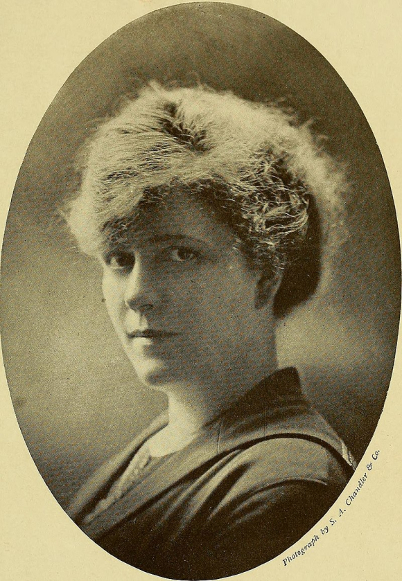 Photograph of Ethel Snowden
