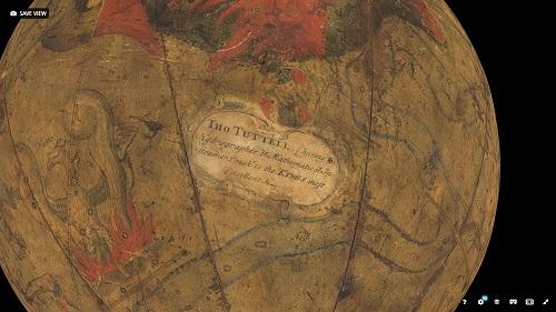 Tuttell label detail Maps G 53