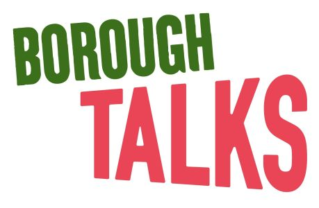 logo for Borough Market talks