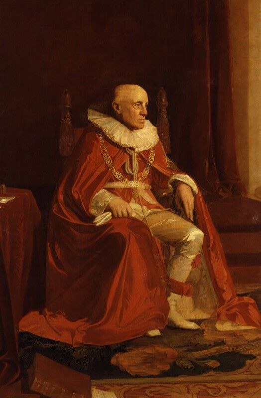 Portrait of Sir George Barlow
