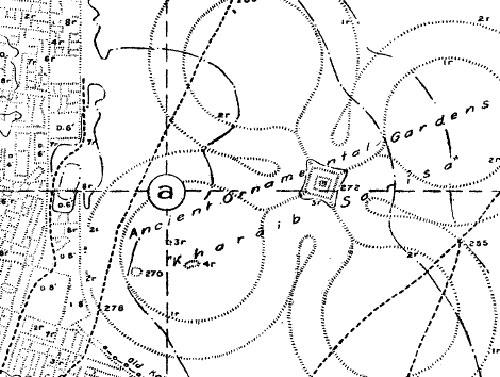 Map of Samarra 1919