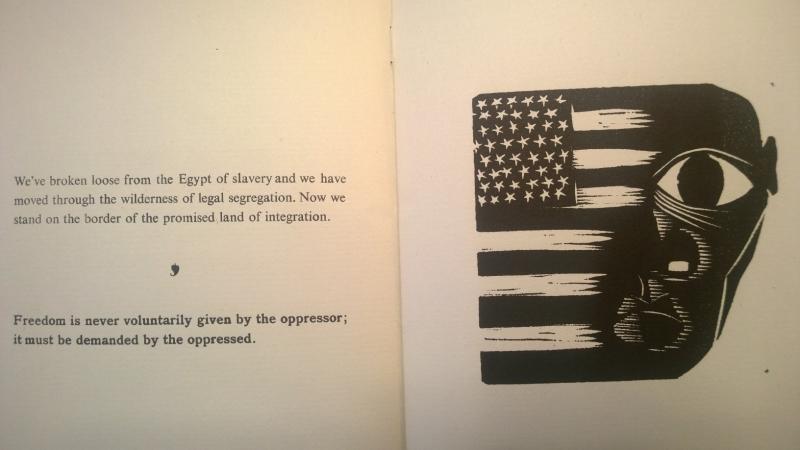 Piech Words & Wisdom of MLK Cup.510.bea.14.  c